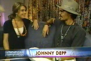 ジョニーデップのインタビューを使った英語学習方法