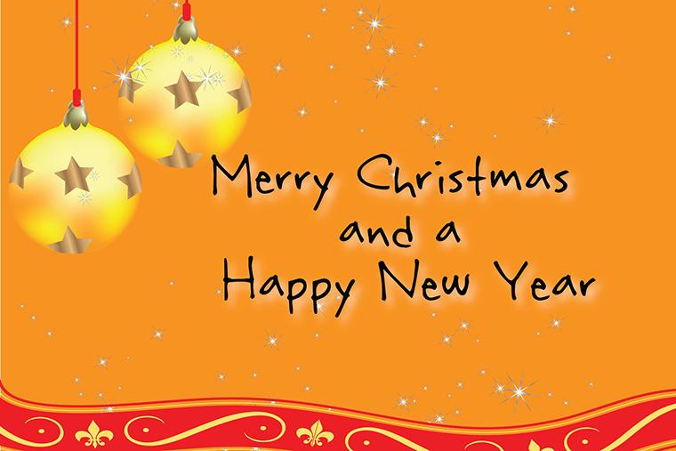 クリスマスカードを送る習慣