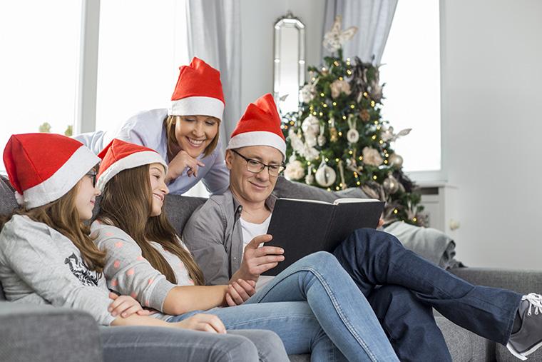 クリスマスの日のエンタテインメントとテレビ