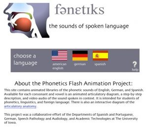英語の発音上達サイト