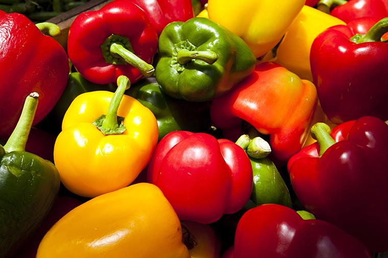英語で通じない和製英語の野菜名「ピーマン」