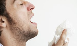 「くしゃみ」,「咳」,「あくび」は英語で何と言う?