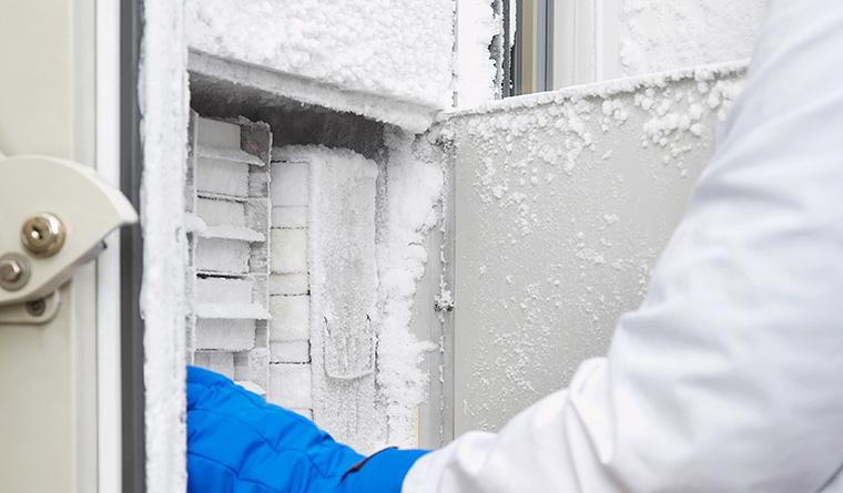 冷凍庫は英語で「freezer」:使い方や語源は?