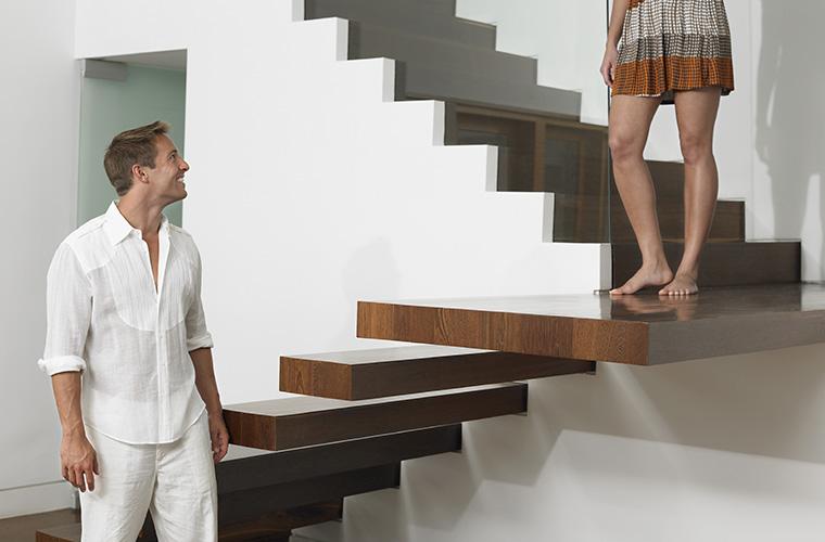 「段差」という意味の英語「step」の使い方