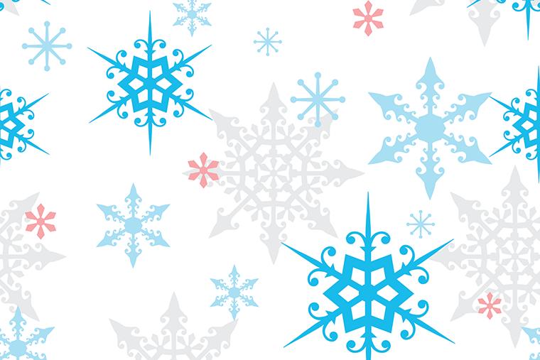 「雪片のようにユニーク」という意味になる「snowflake」の使い方