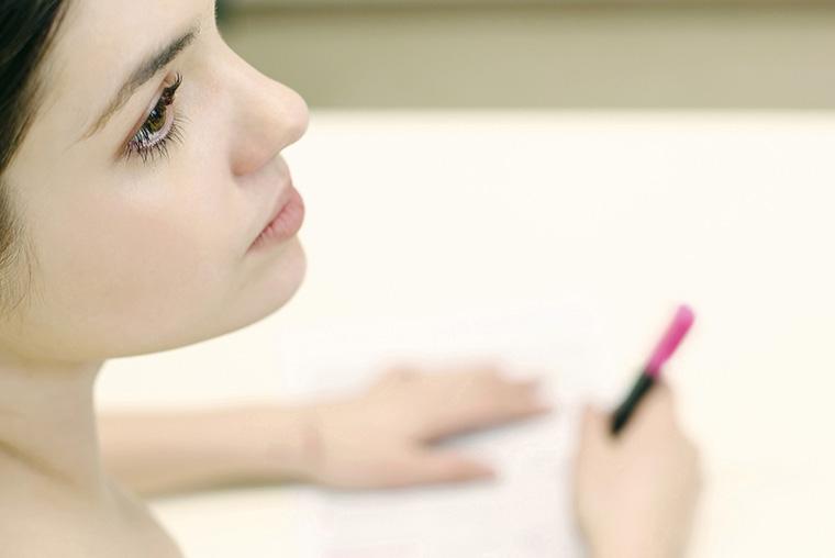 >英検2級の英作文に合格するコツ2: POINTを考える事