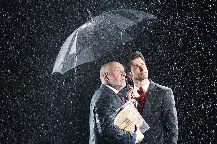 rainingの意味と正しい使い方