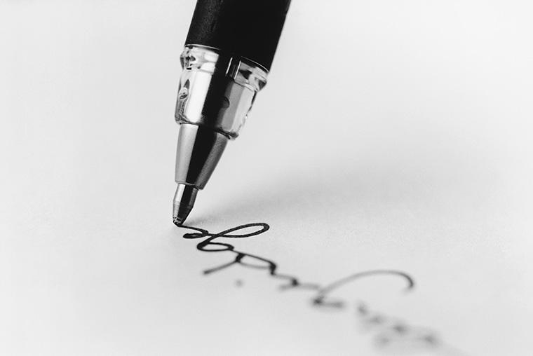 短縮形を書く際に使うアポストロフィの使い方