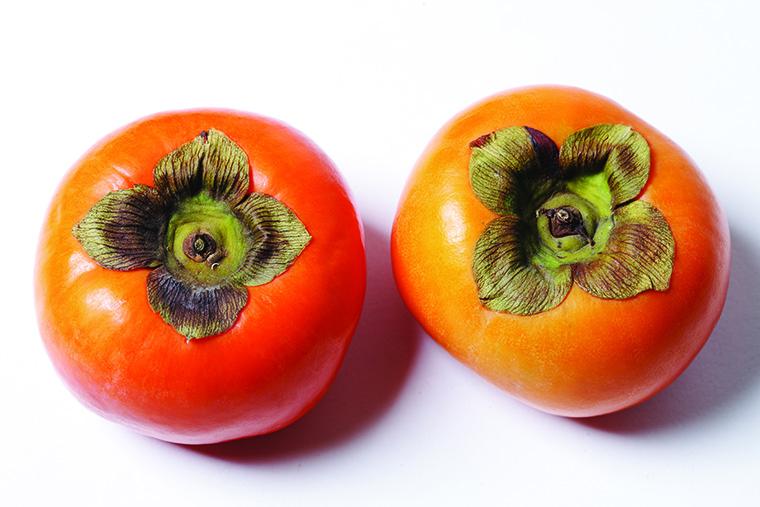 イギリス英語で柿という意味の「date-plum」、イスラエルの柿「sharon fruit」