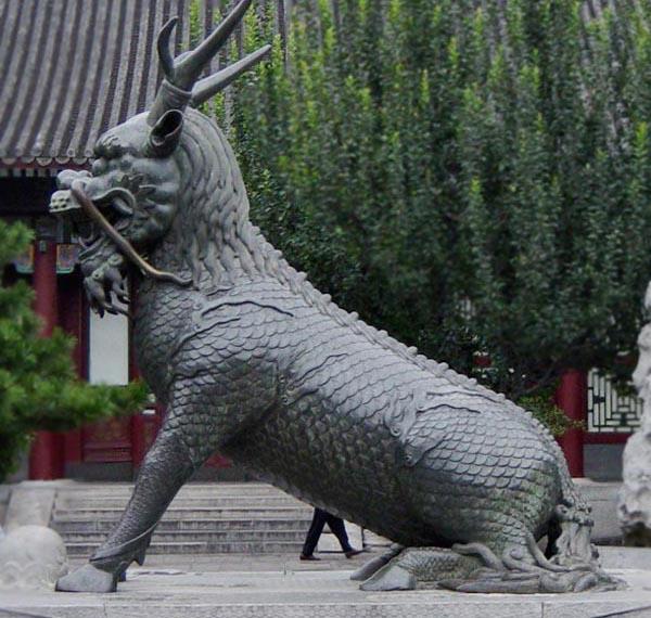 幻の動物「麒麟(キリン)」は英語で何と言う?