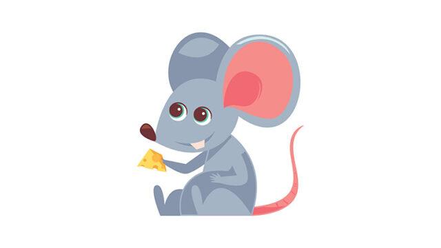 mouseとratの違いって? ネズミという意味の英単語やイディオムも紹介
