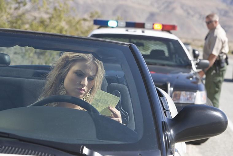 aggressive drivingの意味と使い方