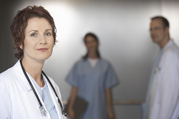 最もよく使う「看護師」という意味の「nurse